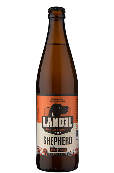 Landel Shepherd American Wheat Ale 500ml
