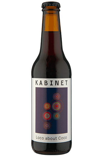 Kabinet Loco about Coco Black 330ml