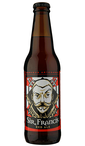Casa Bruja Sir Francis Red Rye Ale 355ml
