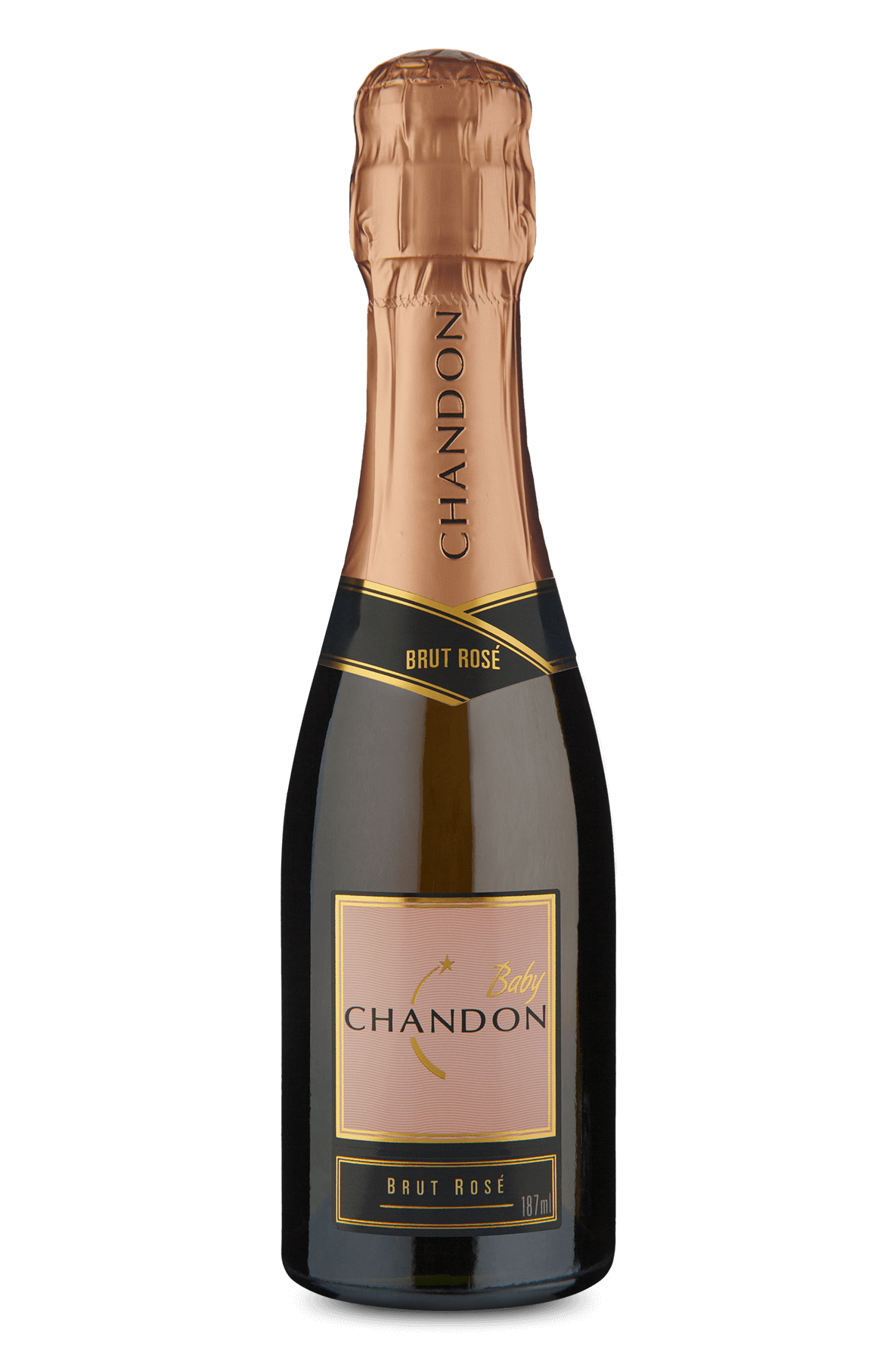 Vinho Espumante Baby Chandon Rosé Brut 187 ml